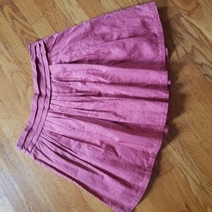 Limited size 2 skirt